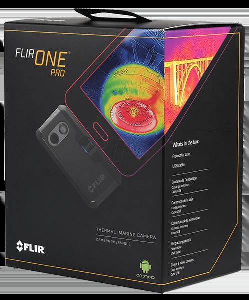 Les meilleures caméras thermiques pour smartphone